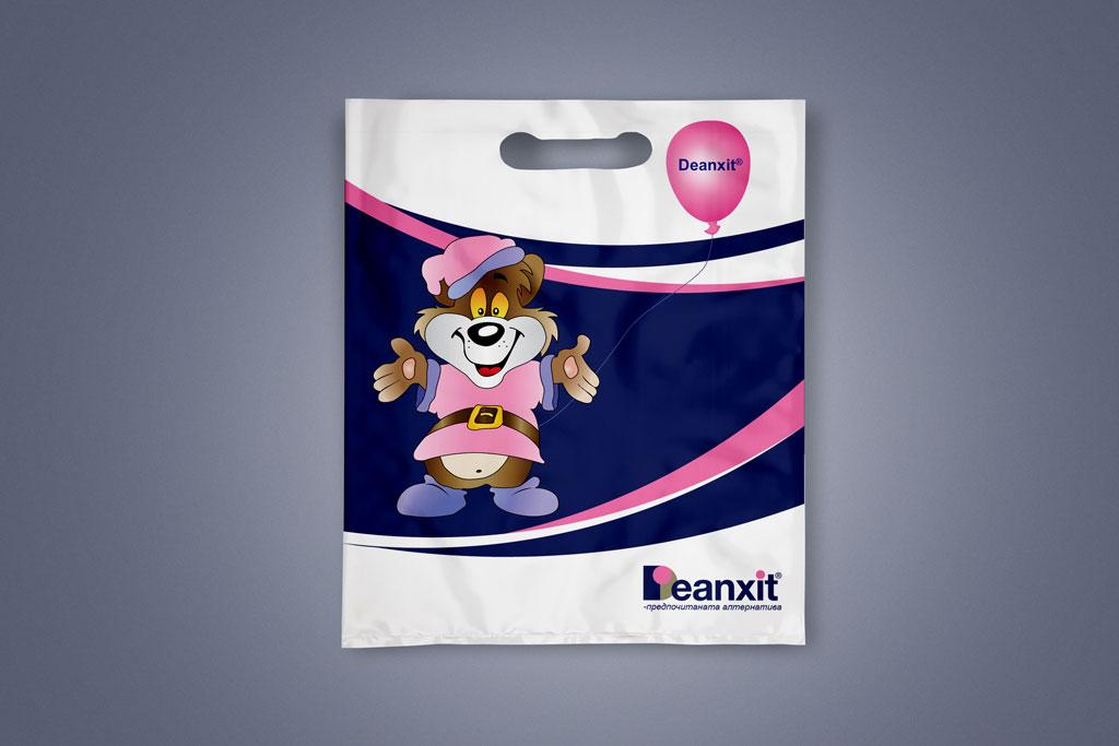 Plastic Bag Deanxit