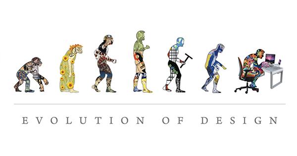Еволюцията на дизайна