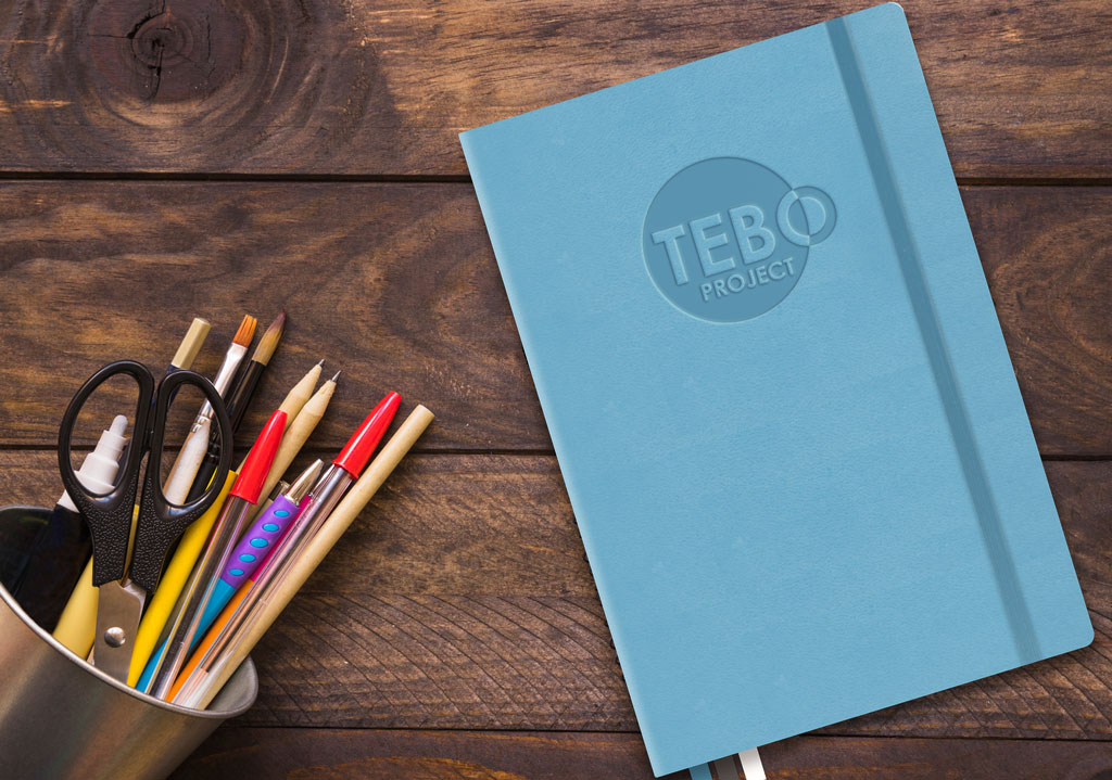 Promotional Products - branded notebook