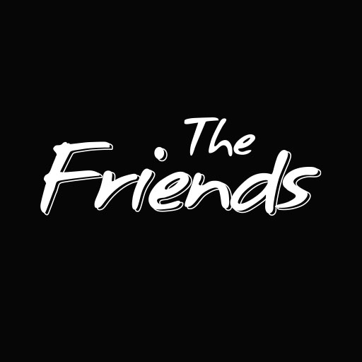 The friends restaurant logo